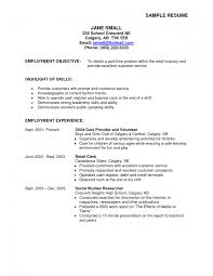 resume career goal objective customer service resume objective examples for customer service aploon