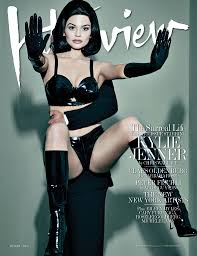 interview magazine art partner 2015 2016 cover story x kylie jenner