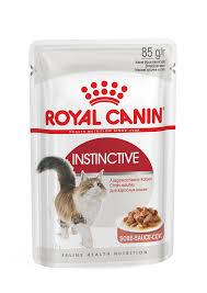 <b>Instinctive</b> (в соусе) Влажный <b>корм</b> - <b>Royal Canin</b>