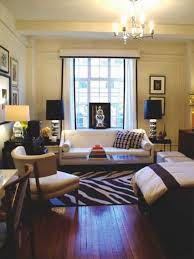 Small Apartment Living Room Apartment Fancy Interior Design Ideas Using Grey Velvet Sectional