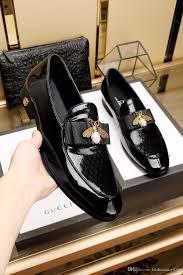 <b>2017</b> Italian <b>Men</b> Shoes <b>Genuine Leather Mens</b> Dress Shoes Sales ...