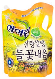 Aekyung <b>Irin</b> Soft Yellow <b>Кондиционер для</b> белья Айрин Полевые ...