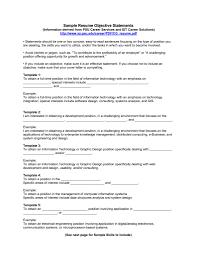 resume examples objectives getessay biz resume objective examples by chadcat inside resume examples