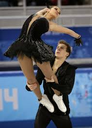 thenewverse news  russia s bronze medalists nikita katsalapov and elena ilinykh brought down the house their performance to tchaikovsky s swan lake