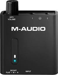 <b>Усилитель</b> для наушников <b>M</b>-<b>AUDIO Bass Traveler</b> отзывы и ...