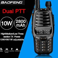 <b>2pcs Baofeng</b> UV 9R Plus Waterproof Walkie Talkie <b>8W</b> Two Way ...