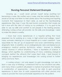 nursing application essay tips Free Essays and Papers A great nursing personal statement example for nursing school     A great nursing personal  Nursing Admission Essay