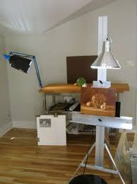 studio lighting aristides atelier artist studio lighting