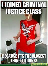 ECPI 4 U, The real reason students major in Criminal Justice... via Relatably.com