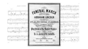 """BARNARD Funeral March - """"The President"""