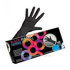 <b>Перчатки черные нитриловые Framar</b>, 495 грн. Другое купить ...
