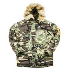 <b>Куртка HUSKY</b> DENALI CAMO / OLIVE — купить по низким ценам ...