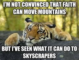 Terrible Tiger | Know Your Meme via Relatably.com