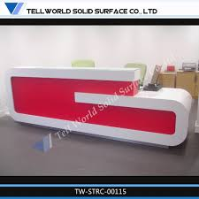 reception desk tell world solid surface co ltd page 10 china ce approved office furniture reception desk