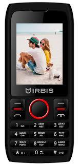 Мобильный <b>телефон Irbis SF54</b> Black/Red - купить кнопочный ...