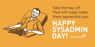 SysAdmin Day eCards via Relatably.com