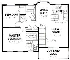 images about Above Garage Plans on Pinterest   Garage    House Plan ID  chp    COOLhouseplans com