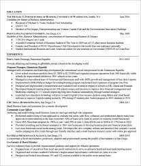 mba resume templates     download free documents in pdf   psdmba resume templates free printable