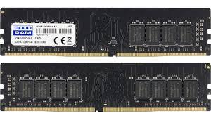 Комплект <b>памяти</b> Goodram <b>DDR4</b>-2400 GD2400D464L17/8G (2×8 ...