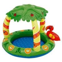 Детский бассейн <b>Bestway</b> Friendly Jungle Play 52179 ...