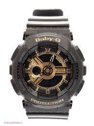 <b>Часы Baby</b>-G BA-110-1A CASIO 1732883 в интернет-магазине ...