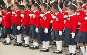 A partir del 2017 ya no habrá uniformes para las escuelas