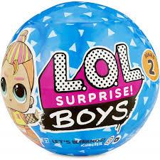 L.O.L. Surprise <b>Boys</b> Series <b>2</b> | <b>куклы L.O.L</b> Surprise!