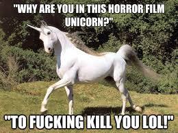 Deadly Unicorn memes | quickmeme via Relatably.com