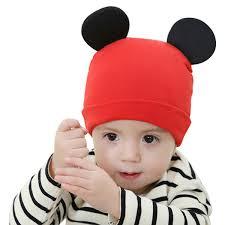 2019 <b>Solid Ear Child Baby</b> Hat On Spring Boys Girls Caps Kids ...