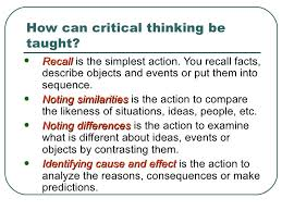 Critical Thinking and Creative Problem Solving   jez      What     s the difference between     Pinterest