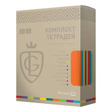Комплект предметных <b>тетрадей Greenwich Line</b> Royal <b>Book</b> 48 л ...