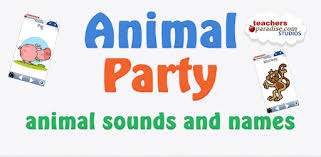 <b>Animal Party</b> Animal Sounds for Kids - Apps on Google Play