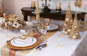 elegant table decoration ideas 2015
