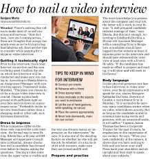 fyi librarian how to nail a video interview fyi librarian