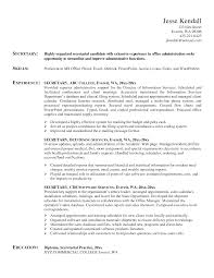 secretary objective for resume examples 2016 shopgrat cover letter secretary resume examples skills and experience secretary objective for resume examples