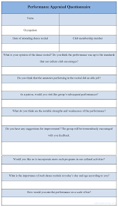 best photos of sample performance evaluation forms employee sample performance appraisal