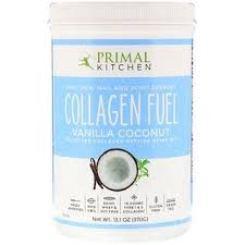 Primal Kitchen, <b>Collagen Fuel</b>, <b>Grass</b>-<b>Fed</b> Collagen <b>Peptide</b> Drink ...