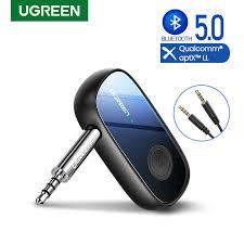 <b>Ugreen Bluetooth 5.0</b> Receiver 3.5mm APTX LL AUX Adapter for ...