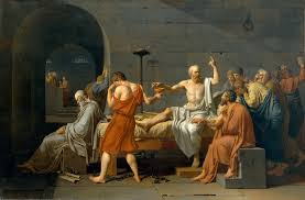 socrates the death of socrates by jacques louis david 1787