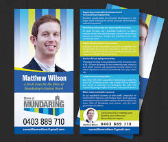 professional bold flyer design for matthew wilson by uk design flyer design by uk for local election campaign we need your help design