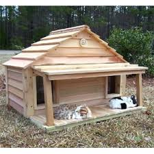 Outdoor Cat House  Way To Make An Outdoor Cat HouseOutdoor Cedar Cat House   Make Fun Your Pet Cat