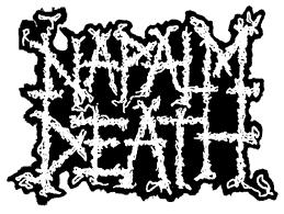 metal extremo-napalm death