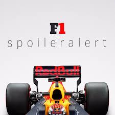 F1 Spoiler Alert