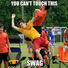 My Friend Logan Play Ultimate Frisbee by ezradgk - Meme Center via Relatably.com