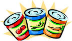 Images & Illustrations of canned food