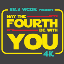 <b>May</b> The Fourth Be With You 4k & Darth Dash – The Goose Chase