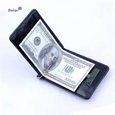 Fashion Men's <b>PU Leather Mini</b> Wallet Card Holder <b>Small</b> Zipper ...