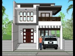 Modern House Plans India  Small Houses D Elevations and rendered    Modern House Plans India  Small Houses D Elevations and rendered plans