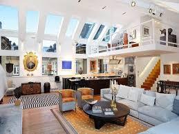 elegant living rooms living room with loft big living rooms