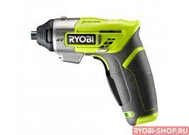 <b>Отвёртка</b> аккумуляторная <b>Ryobi ERGO A2 5133003409</b> ...